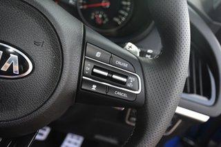 2019 Kia Stinger CK MY19 GT Fastback Deep Chroma Blue 8 Speed Sports Automatic Sedan