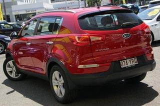 2011 Kia Sportage SL SLi Red 6 Speed Sports Automatic Wagon.