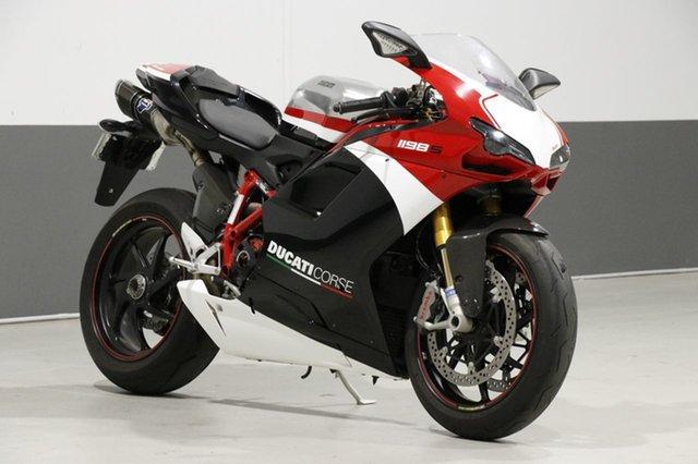 Used Ducati 1198 S Corse SE MY10 1200CC, 2010 Ducati 1198 S Corse SE 1200CC Sports 1198cc
