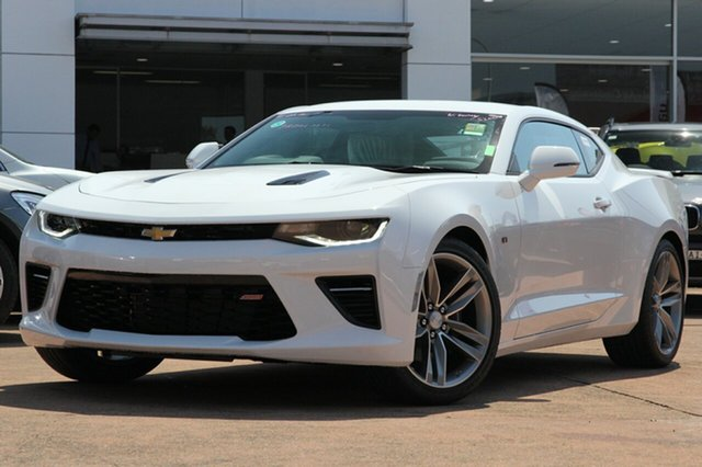 New Chevrolet Camaro MY18 2SS, 2018 Chevrolet Camaro MY18 2SS Summit White 8 Speed Sports Automatic Coupe