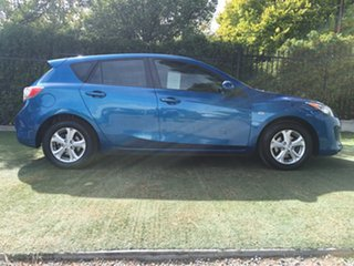 2012 Mazda 3 BL10F2 Neo Activematic Blue/ 5 Speed Sports Automatic Hatchback.