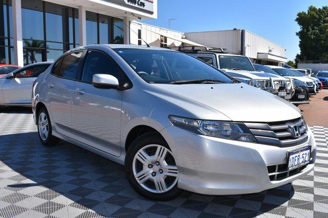 Used Honda City GM MY09 VTi, 2009 Honda City GM MY09 VTi Silver 5 Speed Automatic Sedan