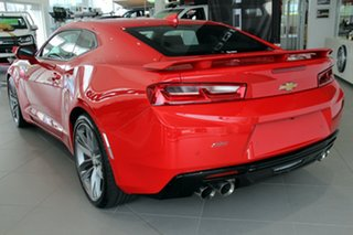 2018 Chevrolet Camaro MY18 2SS Garnet Red 8 Speed Sports Automatic Coupe.