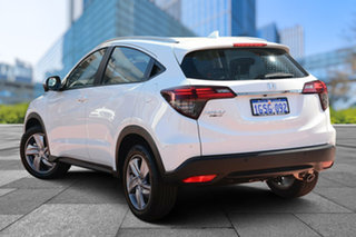 2019 Honda HR-V MY19 +LUXE White Orchid 1 Speed Constant Variable Hatchback.