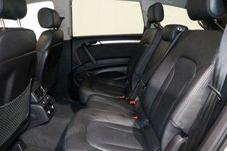 2014 Audi Q7 MY15 3.0 TDI Quattro Silver 8 Speed Automatic Tiptronic Wagon