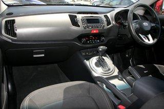 2011 Kia Sportage SL SLi Red 6 Speed Sports Automatic Wagon