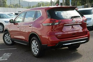 2017 Nissan X-Trail T32 Series II ST Red 7 Speed Constant Variable Wagon.