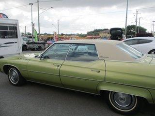 1971 Buick Electra 225 Green Sedan.