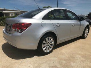 2016 Holden Cruze JH Series II MY16 Equipe Silver 6 Speed Sports Automatic Sedan.