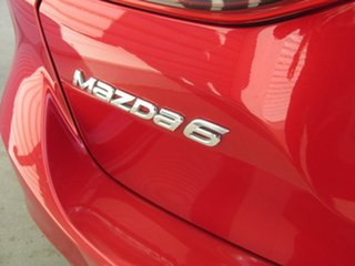 2015 Mazda 6 GJ1032 Sport SKYACTIV-Drive Red 6 Speed Sports Automatic Wagon