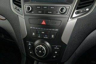 2017 Hyundai Santa Fe DM4 MY18 Active Silver 6 Speed Sports Automatic Wagon