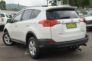 2013 Toyota RAV4 ALA49R GXL White 6 Speed Sports Automatic Wagon