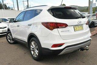2016 Hyundai Santa Fe DM3 Series II Elite White 6 Speed Sports Automatic Wagon.