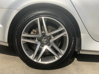2011 Holden Commodore VE II SV6 Silver 6 Speed Manual Sedan