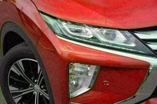 2017 Mitsubishi Eclipse Cross YA Exceed Maroon 8 Speed Constant Variable Wagon