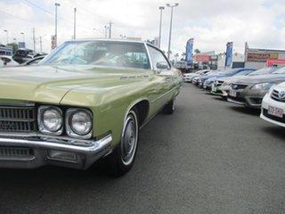 1971 Buick Electra 225 Green Sedan