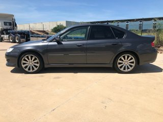 2006 Subaru Liberty B4 MY07 GT AWD Grey 5 Speed Sports Automatic Sedan