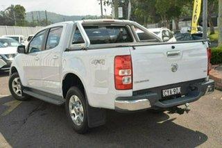 2015 Holden Colorado RG LTZ White 6 Speed Manual Utility.