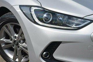 2016 Hyundai Elantra AD Active Silver 6 Speed Sports Automatic Sedan