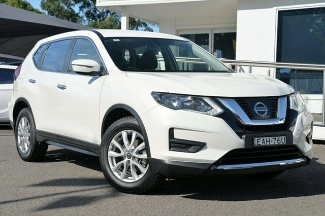 Used Nissan X-Trail T32 Series II ST, 2017 Nissan X-Trail T32 Series II ST White 7 Speed Constant Variable Wagon