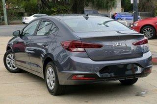 2018 Hyundai Elantra AD.2 MY19 Go Iron Gray 6 Speed Sports Automatic Sedan.