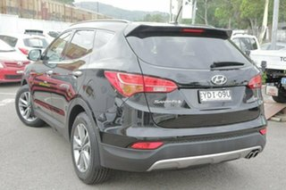 2014 Hyundai Santa Fe DM MY14 Elite Black 6 Speed Sports Automatic Wagon.