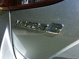 2018 Mazda 3 BN5478 Maxx SKYACTIV-Drive Sport Silver 6 Speed Sports Automatic Hatchback