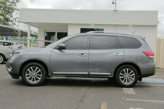 2016 Nissan Pathfinder R52 ST-L Grey 1 Speed Constant Variable Wagon