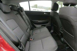2016 Kia Sportage QL MY16 Si AWD Red 6 Speed Sports Automatic Wagon