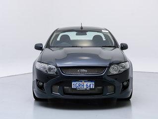 2010 FPV GS FG MY11 Grey 6 Speed Manual Utility.