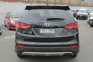2014 Hyundai Santa Fe DM MY14 Elite Black 6 Speed Sports Automatic Wagon