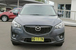 2012 Mazda CX-5 KE1071 Maxx SKYACTIV-Drive AWD Sport Grey 6 Speed Sports Automatic Wagon