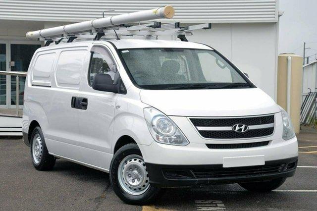 Used Hyundai iLOAD  , 2013 Hyundai iLOAD TQ2-V White 6 Speed Manual Van