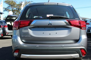 2017 Mitsubishi Outlander ZL MY18.5 ES AWD ADAS Titanium 6 Speed Constant Variable Wagon.