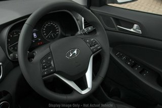 2018 Hyundai Tucson TL3 MY19 Active X 2WD Pure White 6 Speed Automatic Wagon.