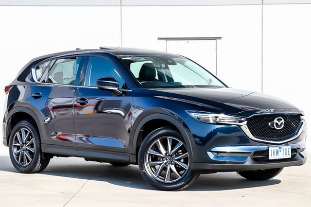 Used Mazda CX-5 KF4WLA GT SKYACTIV-Drive i-ACTIV AWD, 2017 Mazda CX-5 KF4WLA GT SKYACTIV-Drive i-ACTIV AWD 6 Speed Sports Automatic Wagon