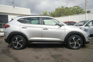 2016 Hyundai Tucson TLE Highlander Silver 6 Speed Sports Automatic Wagon.