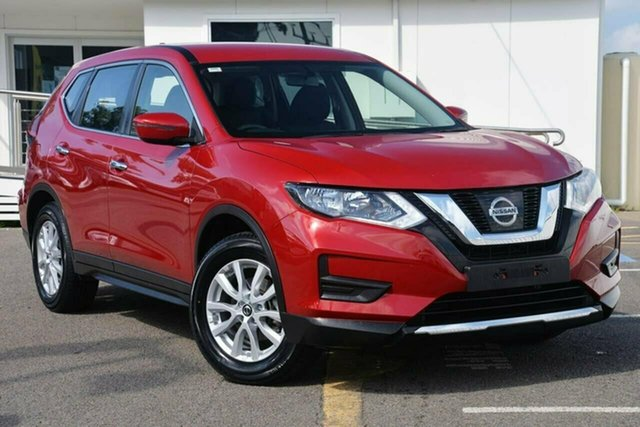Used Nissan X-Trail T32 Series II ST, 2017 Nissan X-Trail T32 Series II ST Red 7 Speed Constant Variable Wagon
