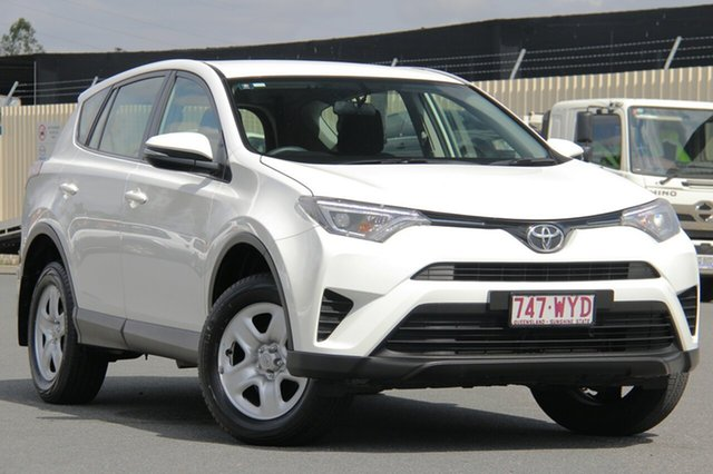 Used Toyota RAV4 ZSA42R GX 2WD, 2017 Toyota RAV4 ZSA42R GX 2WD White 7 Speed Constant Variable Wagon