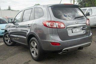 2011 Hyundai Santa Fe CM Trail Silver 6 Speed Sports Automatic Wagon.