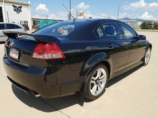 2007 Holden Commodore VE SV6 Black 6 Speed Manual Sedan.