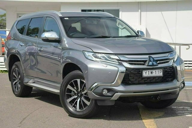 Used Mitsubishi Pajero Sport QE Exceed, 2016 Mitsubishi Pajero Sport QE Exceed Grey 8 Speed Sports Automatic Wagon
