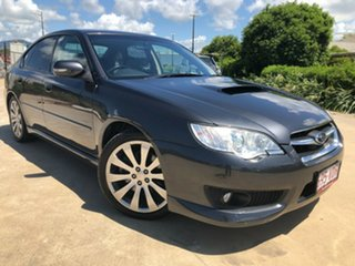2006 Subaru Liberty B4 MY07 GT AWD Grey 5 Speed Sports Automatic Sedan.