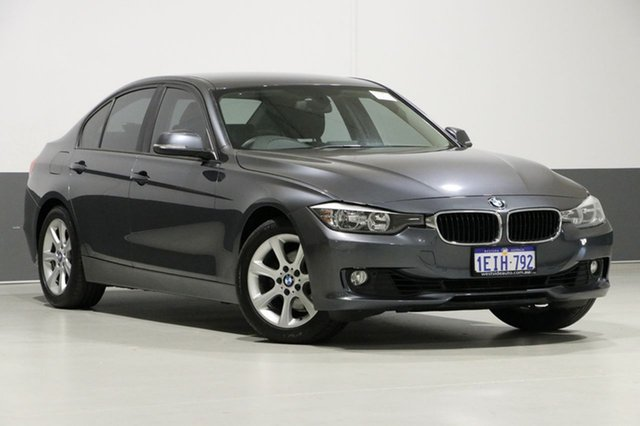 Used BMW 320i F30 , 2013 BMW 320i F30 Mineral Grey 8 Speed Automatic Sedan