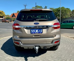 2018 Ford Everest UA II 2019.00MY Trend 4WD Diffused Silver 10 Speed Sports Automatic Wagon
