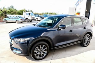 2017 Mazda CX-5 KF4WLA GT SKYACTIV-Drive i-ACTIV AWD 6 Speed Sports Automatic Wagon.