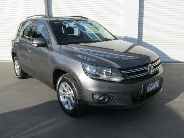 Used Volkswagen Tiguan 5N MY13.5 103TDI DSG 4MOTION Pacific, 2013 Volkswagen Tiguan 5N MY13.5 103TDI DSG 4MOTION Pacific Grey 7 Speed
