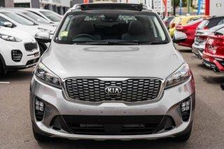 2018 Kia Sorento UM MY19 GT-Line AWD Steel Grey 8 Speed Sports Automatic Wagon.