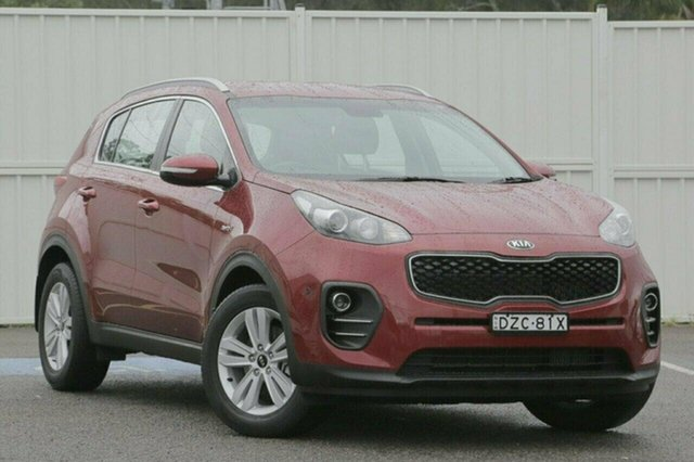 Used Kia Sportage QL MY16 Si AWD, 2016 Kia Sportage QL MY16 Si AWD Red 6 Speed Sports Automatic Wagon