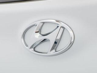 2018 Hyundai Kona OS Highlander (AWD) Chalk White 7 Speed Auto Dual Clutch Wagon